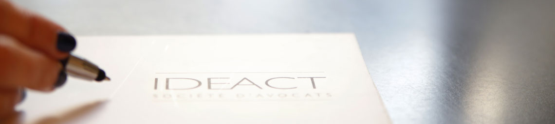 Ideact : cabinet d'avocats à Paris