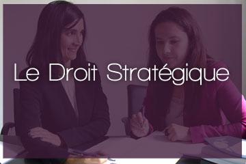 Le Droit Stratégique