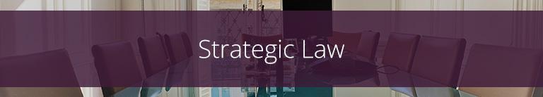 Strategic Law